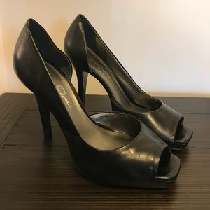 Jessica Simpson Peep Toe Pumps